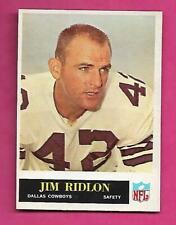 1965 PHILADELPHIA  # 54 COWBOYS JIM RIDLON  NRMT+  CARD (INV# C3796)