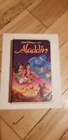Aladdin Rare Black Diamond Edition (VHS, 1993)