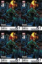 Fantastic Four #566 (1961-1996, 2003-2012, 2015) Marvel Comics - 4 Comics
