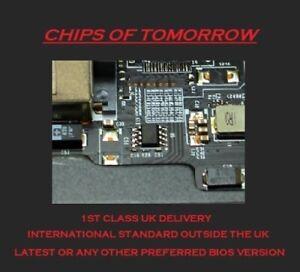 VBIOS VGA BIOS CHIP - NVIDIA QUADRO K5200 / K5100M / K4000 / K3000M / K2100M