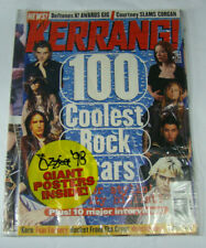 Kerrang! Magazine Sealed With Posters ~ Ozzfest July 1998 Korn Beastie Boys