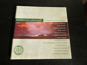 Various Artists - Common Ground: 1996 EMI Premier CD Album (Folk Rock, Celtic)