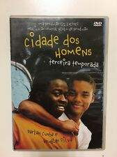 Cidade Dos Homens - Terceira Temporada (DVD, 2005) (OUT OF PRINT)