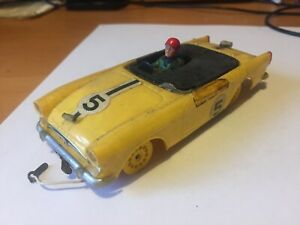 SCALEXTRIC C.83 SUNBEAM TIGER RACE TUNED  SLOT CAR