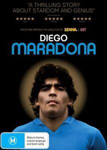 Diego Maradona DVD