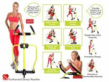 Danoz AB Winner Abdominal Toner + DVD + Workout Chart + WARRANTY✓ AUTHENTIC✓