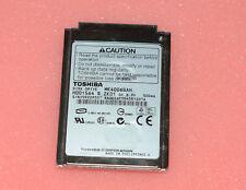 """1.8"""" Toshiba MK4006GAH cf 40GB unidad de disco duro para Apple iPod 4th Gen Photo"""