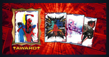 Topps Marvel Collect Spider splash art (14 cards)