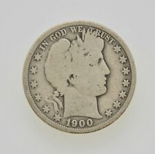 1900-O U.S. Barber Liberty Head Half Dollar 50 Cent Type Coin New Orleans Mint
