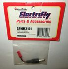 Great Planes Electrifly HITEC/Airtronics TX Charge Adapter #GPMM3101 NIP