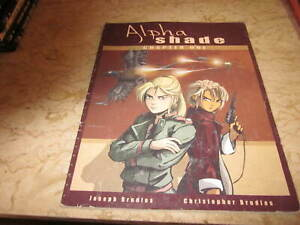 Alpha Shade Chapter One (signed)