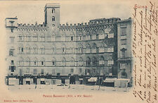 NP5922 - SIENA - PALAZZO SANSEDONI VIAGGIATA 1901