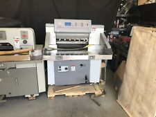 Polar Model 66 Programmable Paper Cutter Super nice
