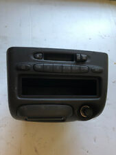2002 1.0 5dr Toyota Yaris Stereo 86120-52021