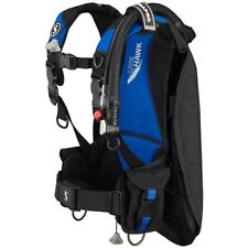 Scubapro Litehawk Scuba Diving Bcd, Black/Blue ~ 2017