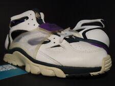 1992 NIKE AIR TRAINER HUARACHE MAX WHITE OXIDE GREEN PRISM VIOLET 173009-130 11