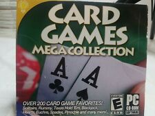 Card Games Mega Collection PC Games Window. Over 200 Card Game Favorites