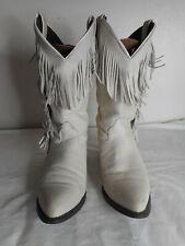 Capezio Women's Cowgirl Fringe Western Cowboy Boots Size 9 M Boho