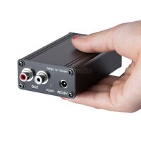 Mini Class A Phono Stage Preamp RIAA MM Turntable Preamplifier Audio Amplifier