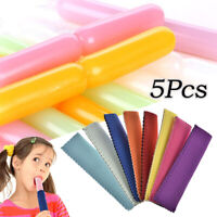 5x Icy Pole Holder Cooler Sleeve Stubby Ice Pop Block Cover Zooper Hot Sale