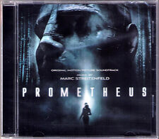 PROMETHEUS Marc Streitenfeld Harry Gregson-Williams Jerry Goldsmith OST CD Neu