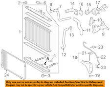 TOYOTA OEM Radiator-Drain Plug O-Ring Seal 1649221050
