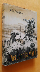 Spannend Erzählt 5 W.A. Obrutschew Das Sannikowland 1953 SU