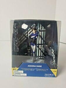 Totaku Collection Perfect Dark Joanna Dark Figure Statue No 52 First Edition