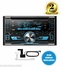Autorradios Kenwood 2 DIN para reproductor MP3