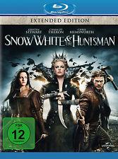 Blu-ray * SNOW WHITE & THE HUNTSMAN (EXTENDED EDITION) # NEU OVP