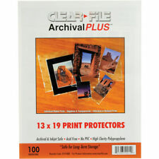 "ClearFile Print Protector (13 x 19"", 100-Pack)"