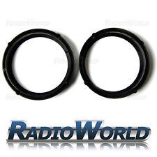 "Seat Arosa Speaker Adaptor Kit (1997-1999) Rings Spacers 165mm 6.5"" Front Door"
