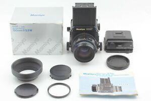 【Body TOP MINT & Lens MINT】 Mamiya RZ67 Pro Sekor Z 150mm F3.5 W 120 Japan #535