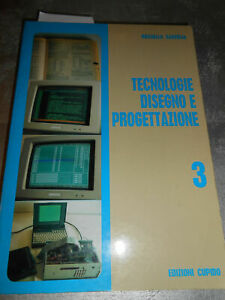 LIBRO: TECNOLOGIE DISEGNO E PROGETTAZIONE 3 - R.SANTELLA -ED CUPIDO **