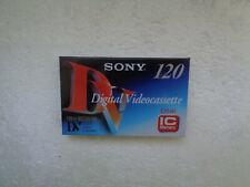 Cassette Vierge pour Camescope DV SONY 120 - Digital Videocassette Neuf