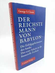 Clason, George S. Der reichste Mann von Babylon
