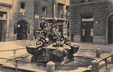 7593) ROMA, FONTANA DELLE TARTARUGHE. VINI SCELTI, CARCIOFI. VIAGGIATA.