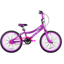 "20"" Kent 2 Cool Girls' BMX Bike Style Steel Frame Kids Bicycle Single Speed New"