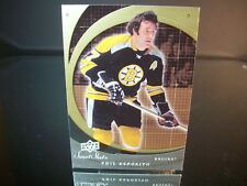 Phil Esposito Upper Deck Sweet Shot 2008 Card #78 Boston Bruins NHL Hockey