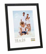 Deknudt Frames S41jl2 Cadre Photo bois Fin Noir 20 x 30 cm