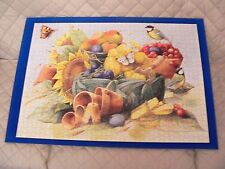 """HEYE 1000 piece Jigsaw""""Gifts from mother Nature """" by Maryolein basdin"""