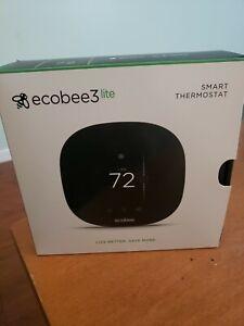 Ecobee3 Lite WiFi Smart Thermostat Apple Amazon Alexa Compatible