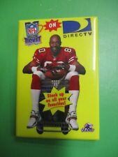 Jerry Rice DirecTV NFL Sunday Ticket Pin Promo San Francisco 49ers
