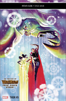 Thor #9 MARVEL Stan Lee Tribute COVER A 2019 1ST PRINT