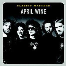 April Wine - Classic Masters [New CD] Rmst
