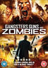 Vincent Jerome, Huggy Leaver-Gangsters, Guns and Zombies DVD NUOVO