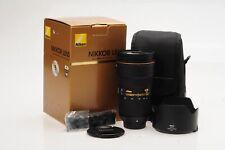 Nikon Nikkor AF-S 24-70mm f2.8 E ED VR Lens 24-70/2.8E                      #974