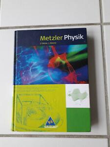 Metzler Physik , Schroedel Verlag, 4. Auflage