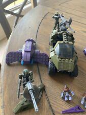 Halo Megabloks Lot