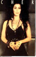 Cher Heart Of Stone (Tall Photo) 1989 Cassette Tape Album Pop Dance Rock 80s 90s